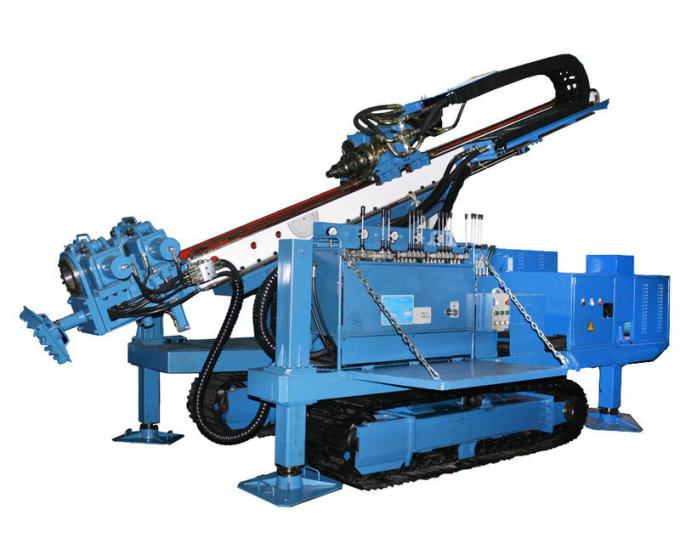 MDL-135D High Efficiency Jet Grouting Drilling Equipment , Micro Piling Machine