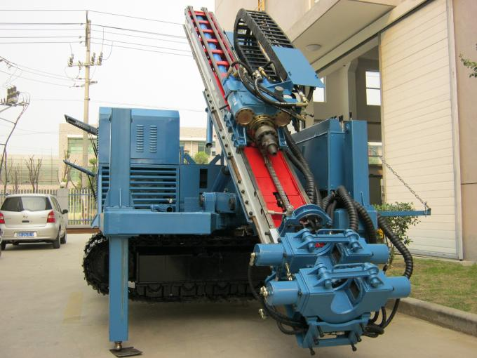 MDL-135G Spindle Rotatory Engineering Drilling Rig / Micro Piling Machine