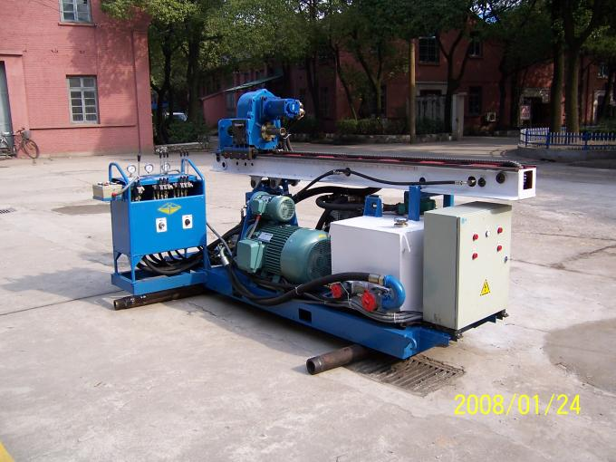 XP-20 Skid Mounted Portable Drilling Rigs , Jet Grouting Drilling Rig