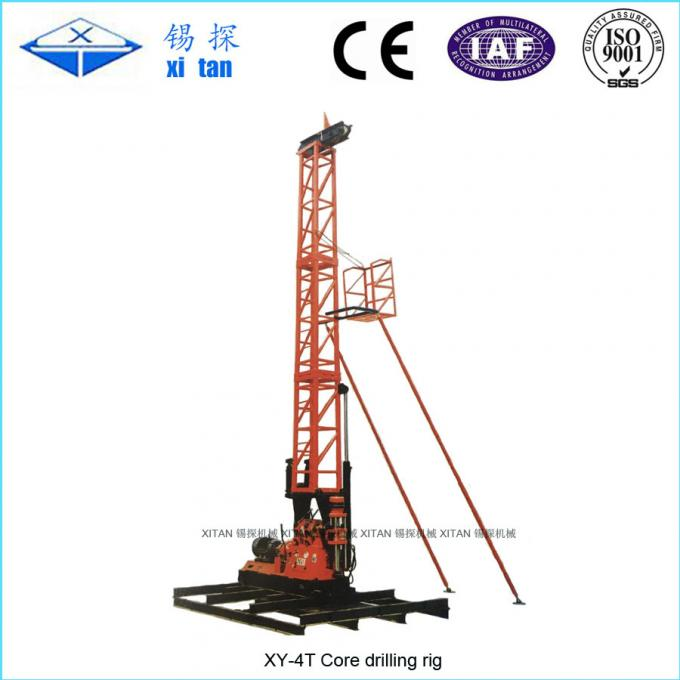 Core Drilling Rig with tower XY - 4T
