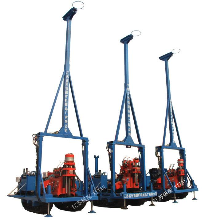 Compact and Small Core Drilling Rig with Big Torque GYQ - 200A