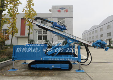 China MDL-C180 High Power Vibration On Power Head Anchor Drilling Rig Reduce Hole Accidents supplier
