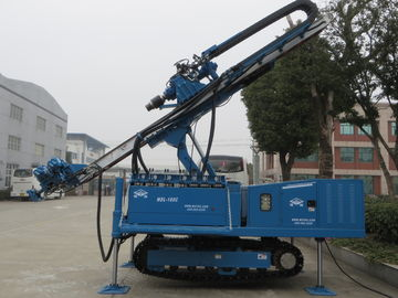 China High Power Vibration Anchor Drilling Rig Without DTH Hammer Reduce Hole Accidents MDL - C180 supplier