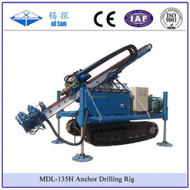 China Portable Engineering Anchoring and Jet Grouting Drilling Rigs supplier