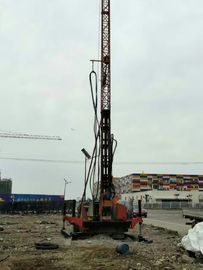 China Single Double Triple Jet Grouting Drilling Machine supplier