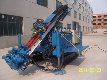 Anchoring drill machine with Great torque and Crawler for engineering construction MDL - 135D
