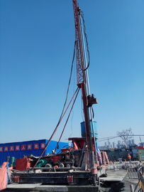 China XPG-65 Big Torque Underground Drill Rigs 20m Assistant Tower Hydraulic Chuck Anchor Drill Rig Machine supplier