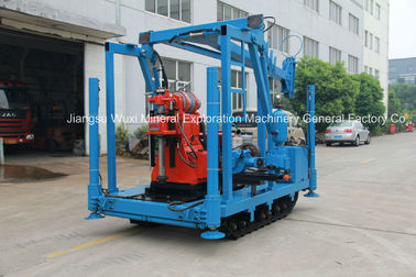 China GYQ-200 Core Drilling Rig For Engineering Geological Prospecting supplier