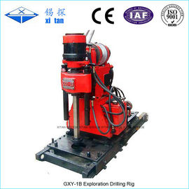 China 50 - 150m Depth Exploration Drilling Rig GXY - 1B supplier
