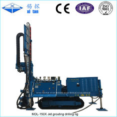 China MDL-150X Jet Grouting Drilling Rig Machine using for RJP and MJS supplier