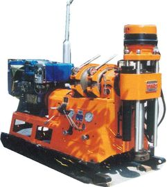 China GXY-2 Hydraulic Exploration Drilling Rig Hydraulic Fed For Water Discharge Tunnel supplier