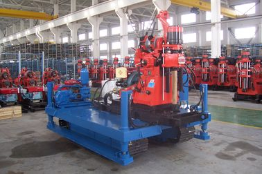 China GXYL-1 Exploration Drilling Rig , Crawler Drilling Machine For Engineering Prospecting supplier