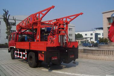 China DPP-30 Truck Mounted Hydraulic Portable Drilling Rigs For Water Well supplier