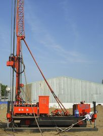 China XPL-30B 16.5m Assistant Tower Jet Grouting Drilling Rig With Crawler Mounted supplier