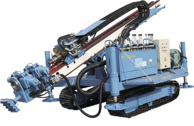 China MDL-150D Crawler Mounted Anchor Drilling Rig / Ground Engineering Drilling Machine supplier