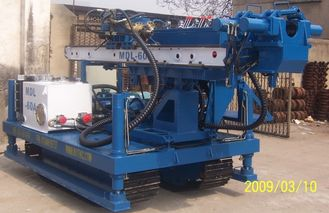 China MDL-60C Water Power Station Crawler Drilling Rig , Multifunctional Drilling Rigs supplier