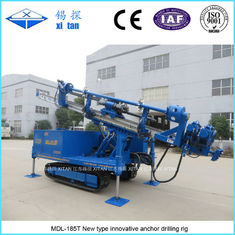 China Innovation Anchor Drilling Rig MDL - 185T Doubling Overall Working Efficiency supplier