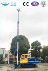 China Multi - Function Jet Grouting Drilling Rig Equipment Single Clamper Orifice Device supplier
