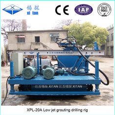 China High Performance Anchor Drilling Rig,Jet grouting Drilling Rig XPL - 20A supplier