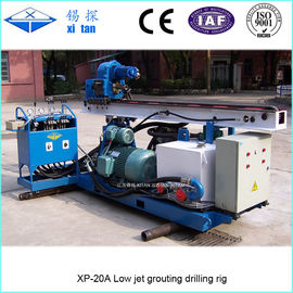 China Jet-grouting drilling Depth 30 - 50m XP - 20A supplier