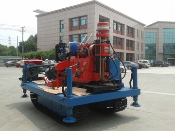 China GXY-2KL Spindle Rotary Crawler Drilling Rig Max Torque 2760 N.m , Mobile Drilling Rig supplier
