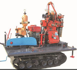 China GXYL-1 Large Output Torque Crawler Drilling Rig Various Chassis Opening Clinostat supplier
