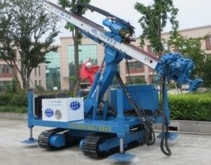 China MDL-135H Level of 3.3m Anchor Drilling Rig Pipe Shed Engineering Level System supplier