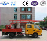 China Truck Mounted Drilling Rigs with hole depth 150m GC - 150 factory