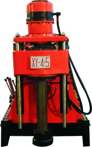 XY-4-5 Spindle Rotatory Engineering Drilling Rig / Micro