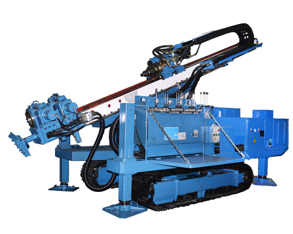 MDL-135D High Efficiency Jet Grouting Drilling Equipment