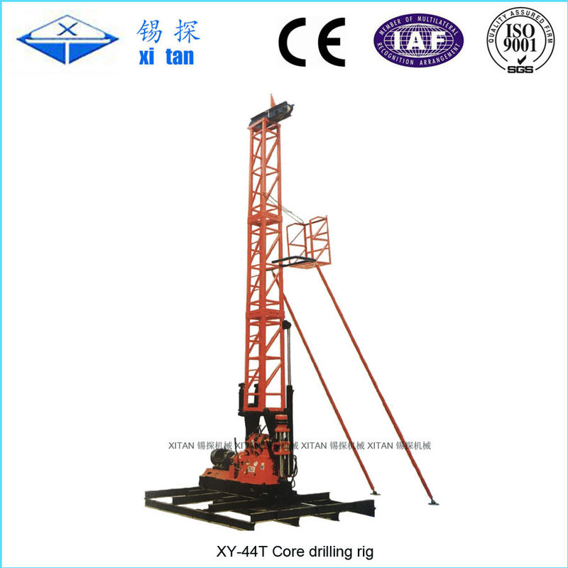 Core Drilling Rig with towel 10m XY - 44T