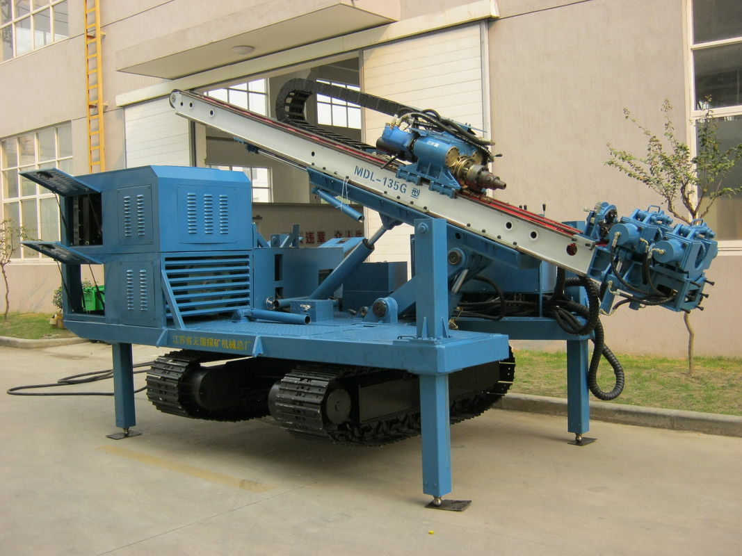 MDL-135G Spindle Rotatory Engineering Drilling Rig / Micro