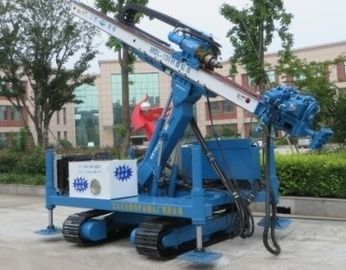 China MDL-135H 3.3 Meters Max Anchor Drilling Machine Hydraulic Clamp Wrench Device factory