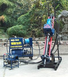 China Rock Anchor Drilling Rig Hydraulic / Drill Machine Depth 30m - 50m MD - 30 factory