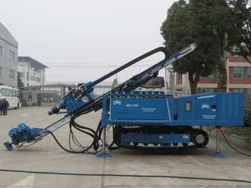 China High Penetration Rate Anchor Drilling Rig For 150 - 250 Mm Hole Diameter MDL - C180 factory