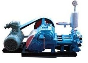 China Flushing Fluid Drilling Mud Pump( light weight engineering drilling) BW - 160 distributor