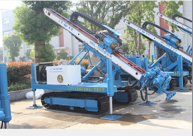 China Crawler Anchor Drilling Rig Water Well Drilling distributor