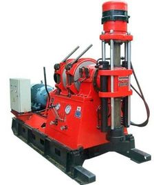 China XY-4-3A Crawler Surface Drilling Rig  , Core Drilling Rigs For Engineering Survey factory