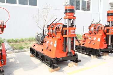 China XY-4 Hole Depth 700 - 1000m Skid Mounted Drilling Rig For Prospecting Mineral distributor
