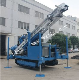 China Full Hydaulic Water Well Drilling Rig distributor