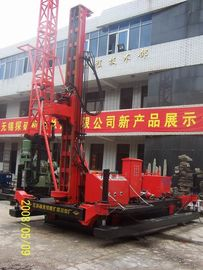 China Jet - grouting drilling machine with Crawler and hydraulic power head XPL - 30A factory