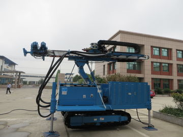 China Drilling Rig DTH Hammer Land Drilling Rigs Machine Piling Foundation Drill MDL - 150H factory