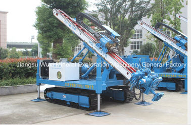 China Crawler Anchor Drilling Rig MDL - 150D factory