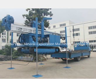 YDL-300DT Full Hydraulic Multi-Purpose Drilling Rig