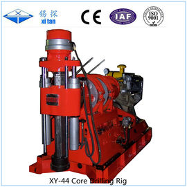 China Long Stroke 600mm Core Drilling Rig Powerful Drilling XY - 44 distributor