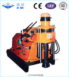 China Spindle Rotatory Engineering Drilling Rig with Torque 12800N . m XY - 4 - 5 factory