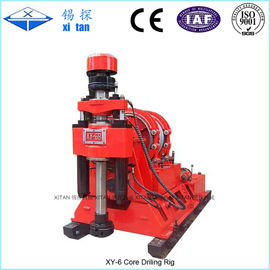 China Spindle Type Core Drilling Rig with Torque 8500N.m XY - 6 factory