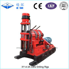 China Core Drilling Rig For Engineering Survey XY - 4 - 3A factory