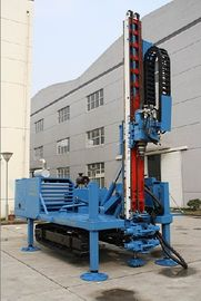 China Crawler Chassis Anchor Drilling Rig Holding Shackle , Jet-grouting Drilling MDL - 135G factory