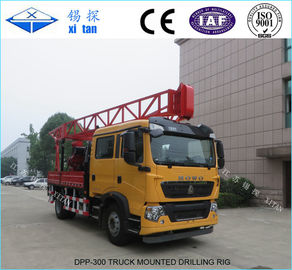 China DPP-300 Truck mounted Drilling Rigs distributor